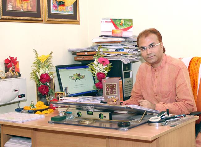 Dr. Mahendra V. Wagh